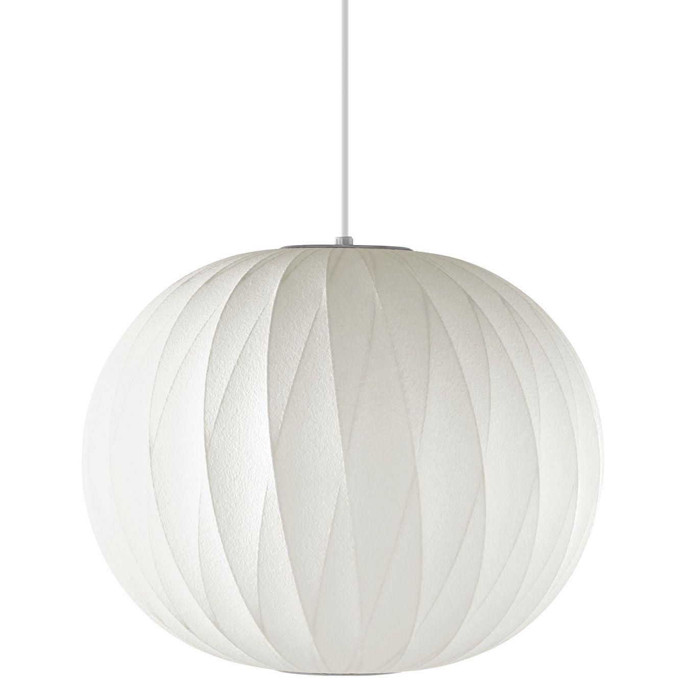 Ball Criss Cross Pendant by Nelson Bubble Lamps