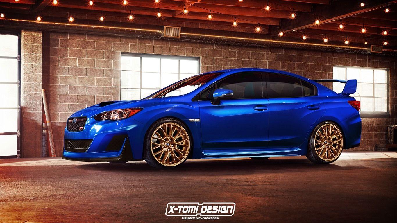 2018 Subaru Brz Sti Turbo Spy Shoot Subaru Wrx Wrx Wrx Sti