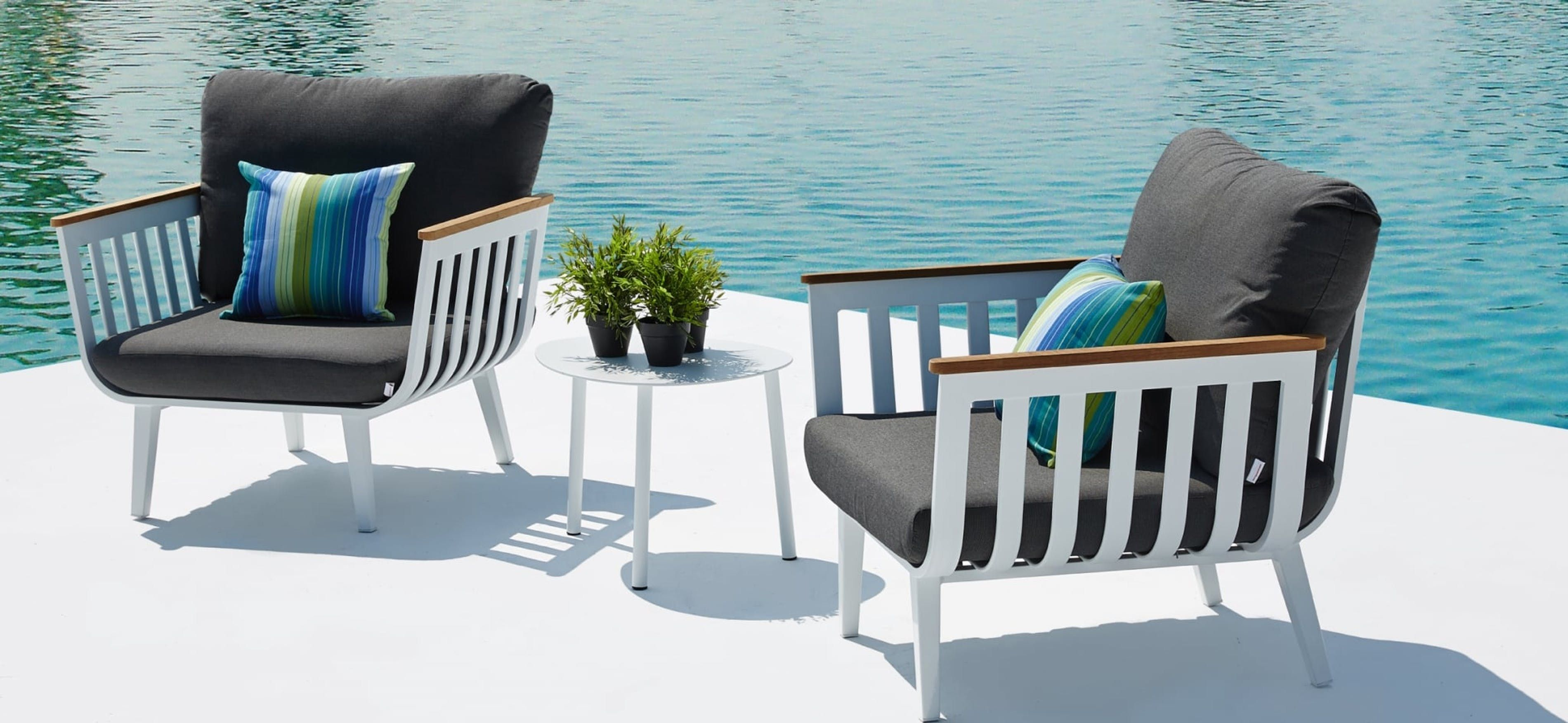 Sweden Outdoor Furniture Outdoor lounge furniture