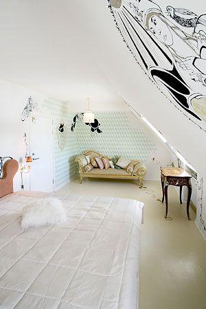 Delightful Fox Hotel   Art Hotel In Copenhagen Photo Gallery
