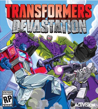 New Games Cheat for Transformers Devastation Xbox One Game