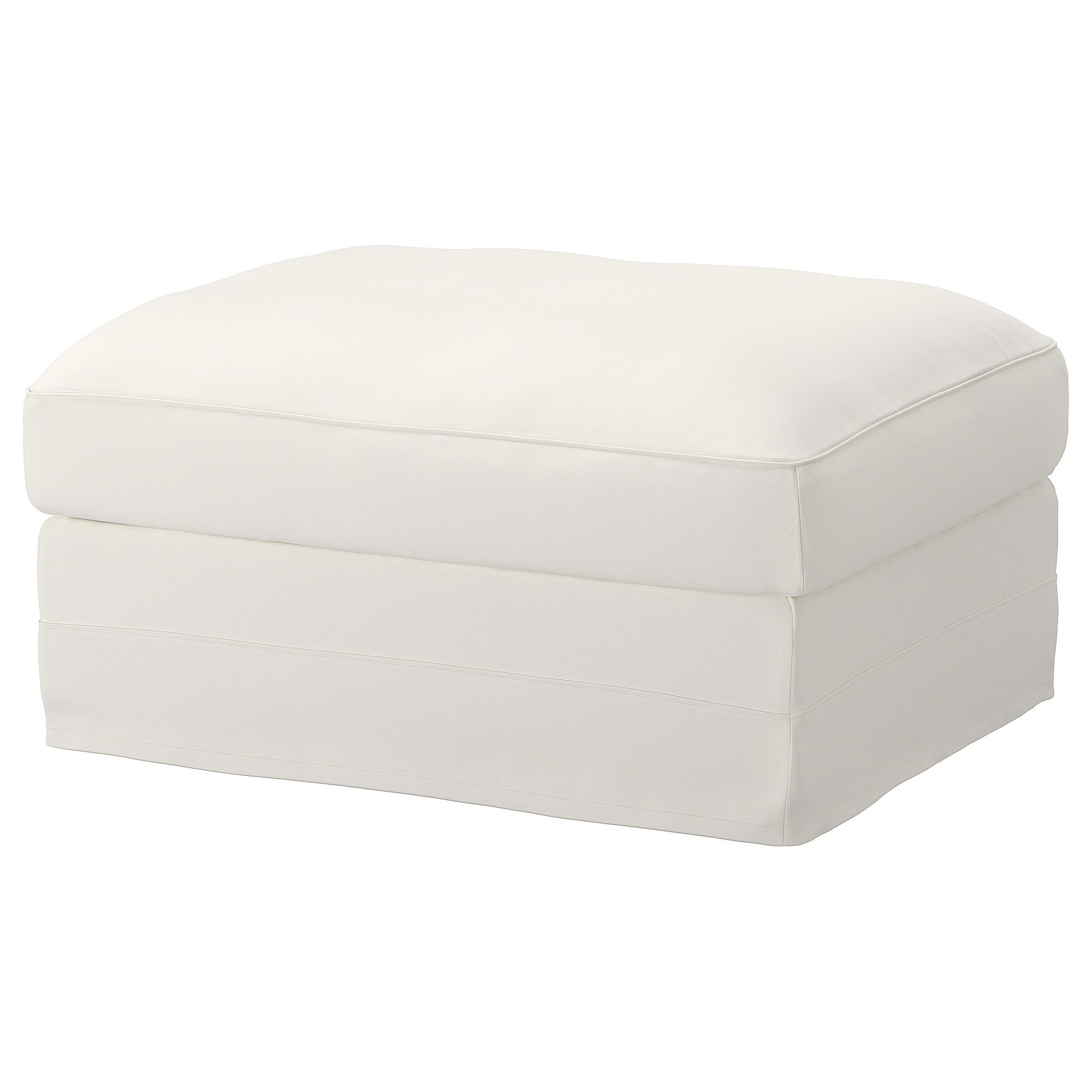 Us Furniture And Home Furnishings Storage Footstool Ikea Ottoman