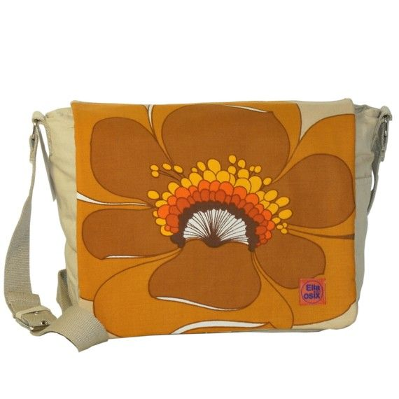 Midge  street bag customized with original vintage by EllaOsix, €30.00