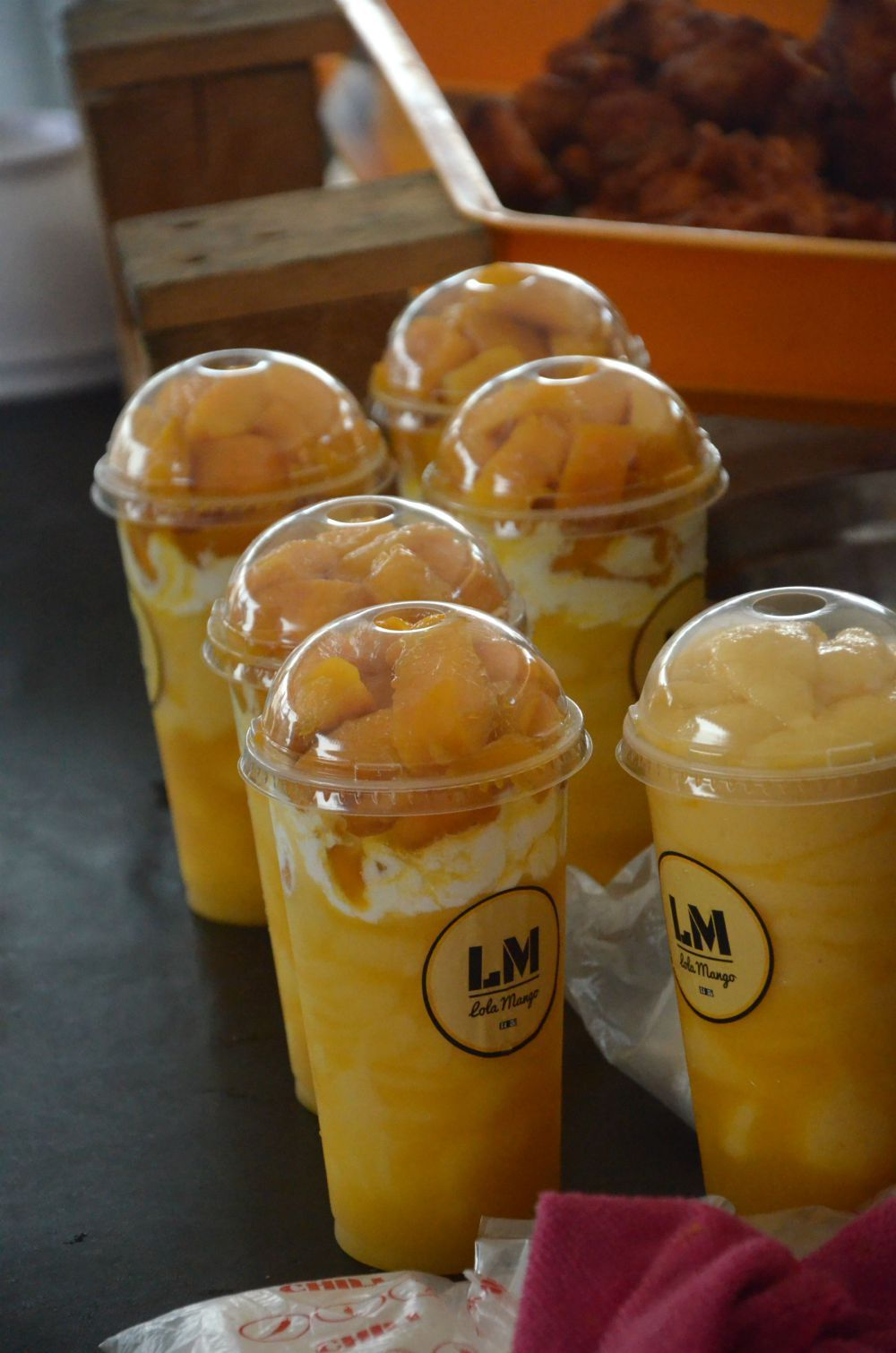 Mango Smoothies By Lola Mango Near Gm Klang Mango Smoothie Food Best Street Food