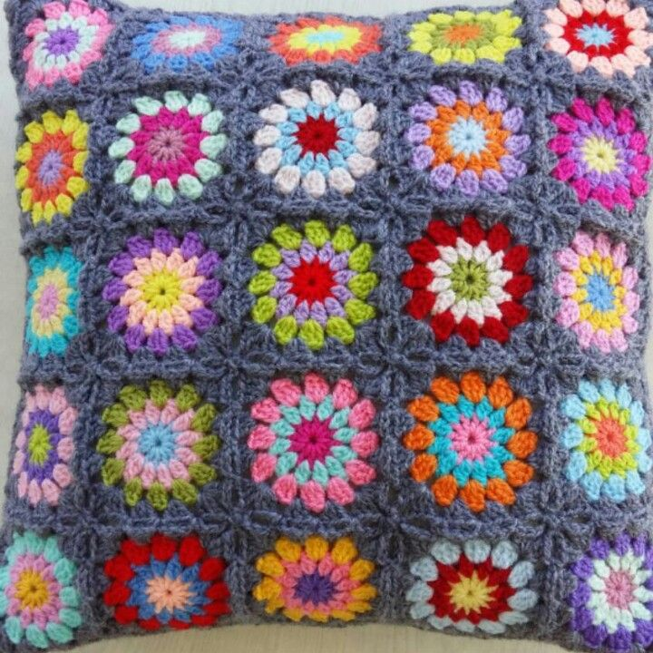 Pin de Ria Van Der Meulen en my crochet work | Pinterest | Patrón de ...