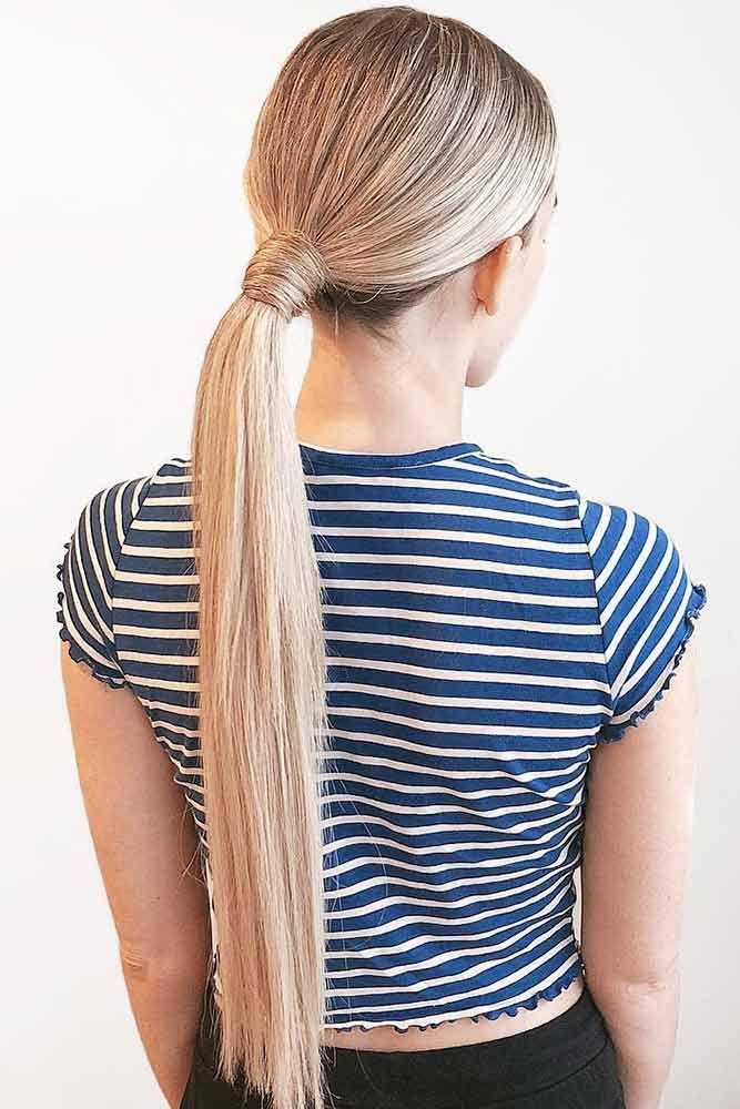 36 Five-Minute Gorgeous And Easy Hairstyles   Easy ...