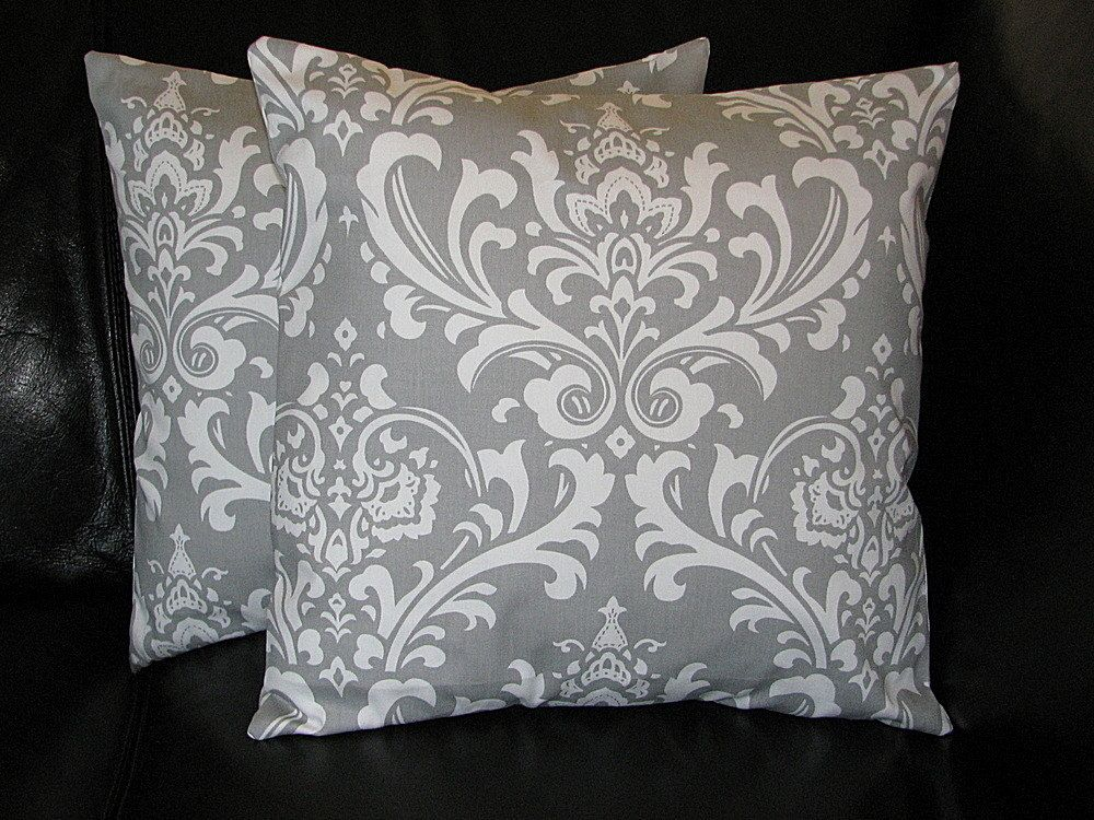 Pillow Covers Two 16 Inch Decorative Throw Pillow Case