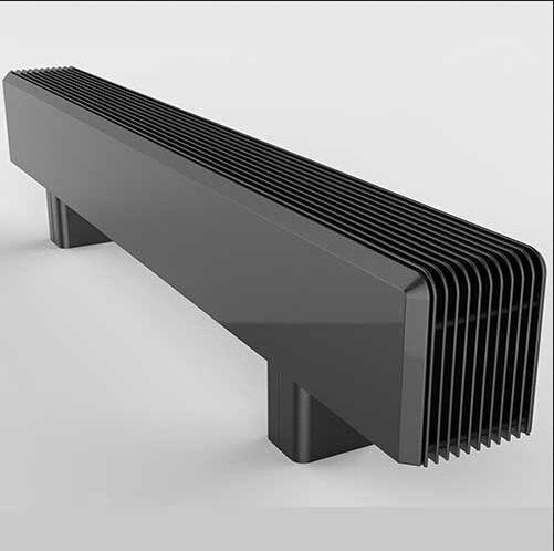 Bench Radiator Free Standing Radiators Home Heater Supplies Design