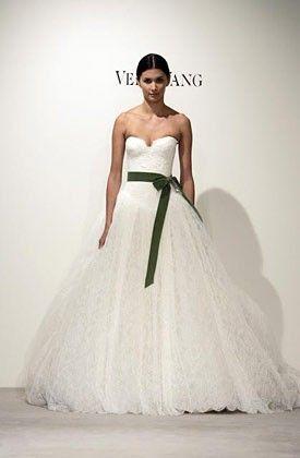 Vera Virginia Gown Bride Wars