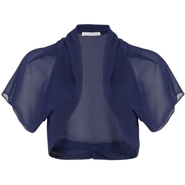 Short Chiffon Jackets