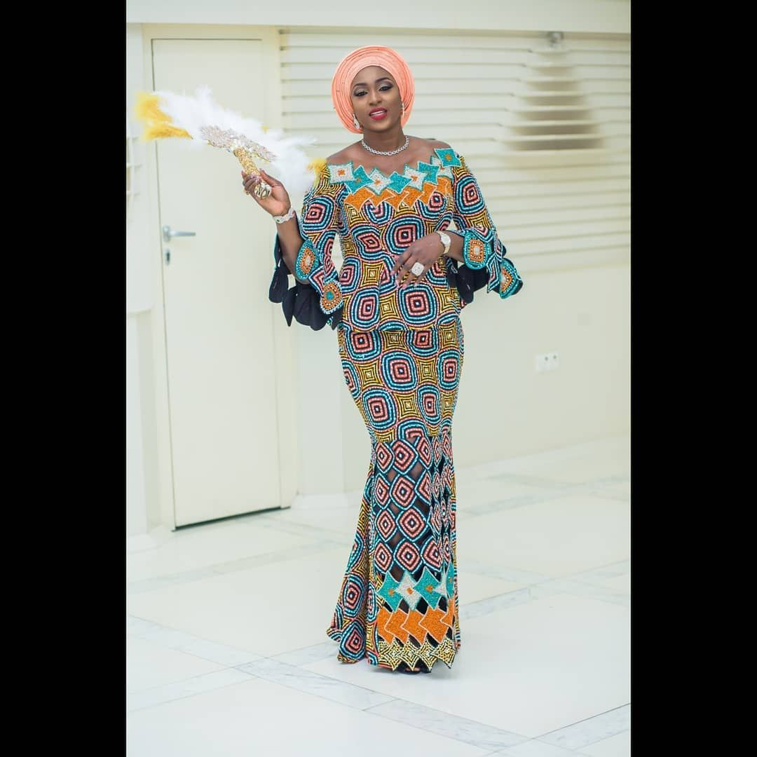 Latest Ankara Outfits For Ladies Ankara Long Gown Designs Latest