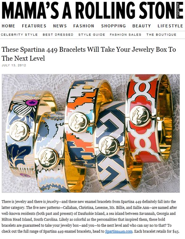 spartina 449 bracelets things I want Pinterest Bracelets