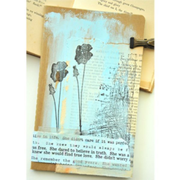 Believe in the Truth Mixed-Media Journal