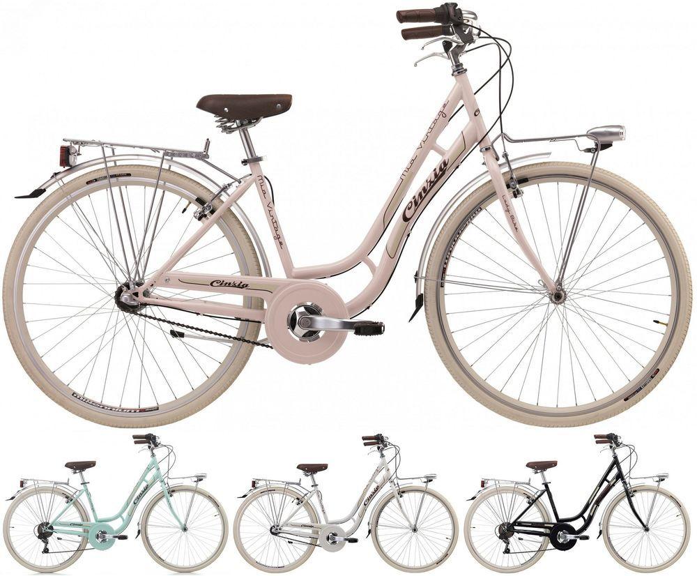 28 zoll damen holland fahrrad 6 gang cinzia mia vintage. Black Bedroom Furniture Sets. Home Design Ideas