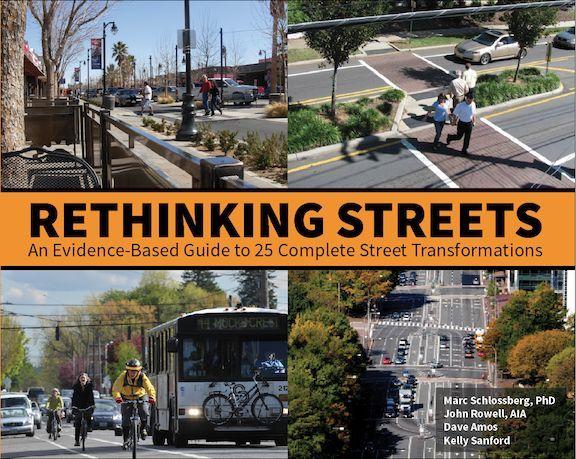 Rethinking Streets | great toolkit of 25 urban case studies