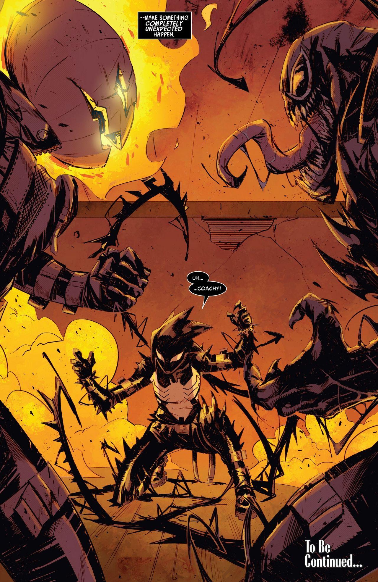 Venom Vs Jack O Lantern