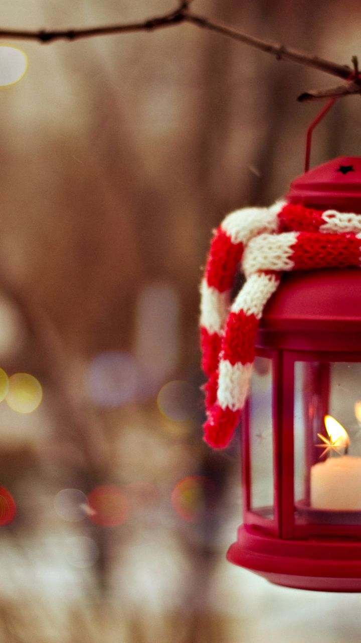 Winter Iphone Wallpaper Christmas Desktop Wallpapers Lanterns Candle Candles Cheer Xmas