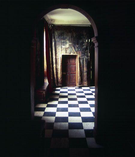 Dark Passage Into Where Beautiful Doors Archway