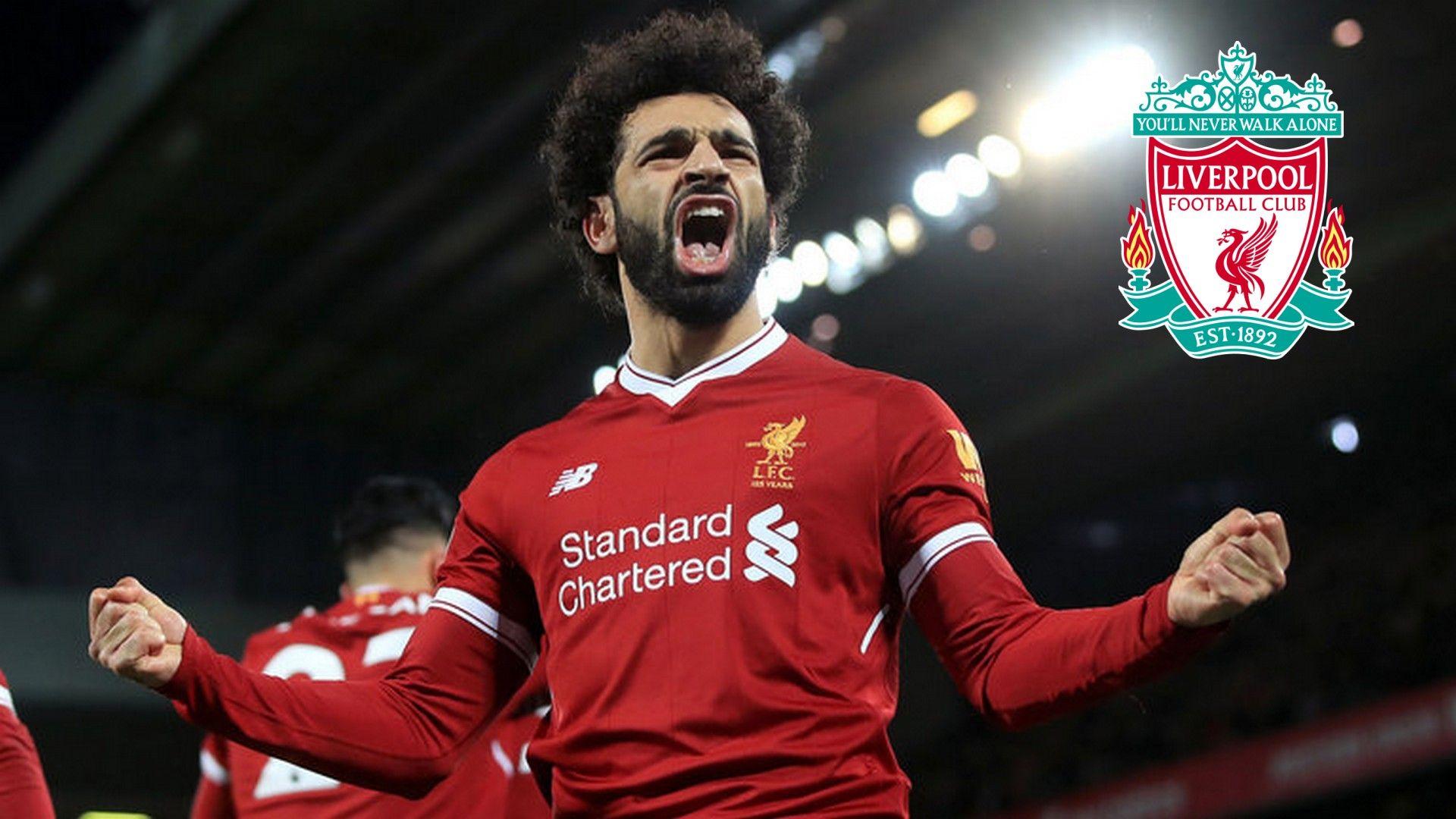 Liverpool Mohamed Salah Wallpaper