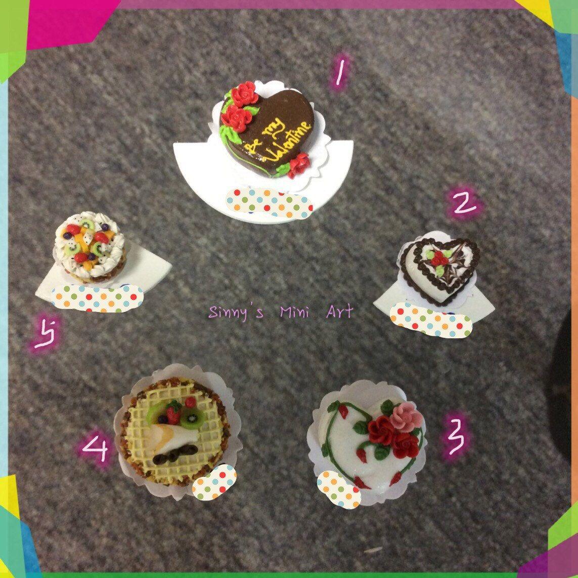 1:12 Dollhouse Miniature Cantaloupe Quarter with 3 Cantaloupe Slices 4 PC