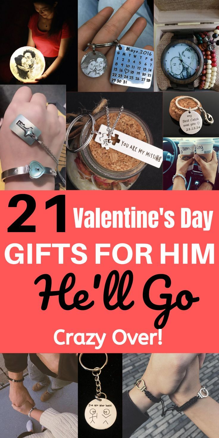 personalized valentines gifts for boyfriend