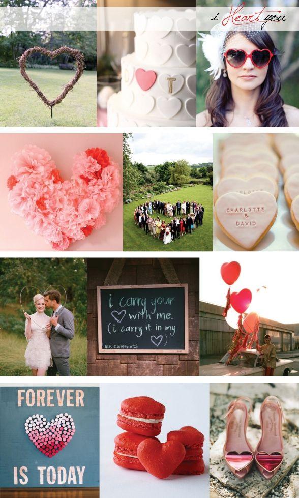 Kalpli düğün fikirleri   Gelin Olmuş