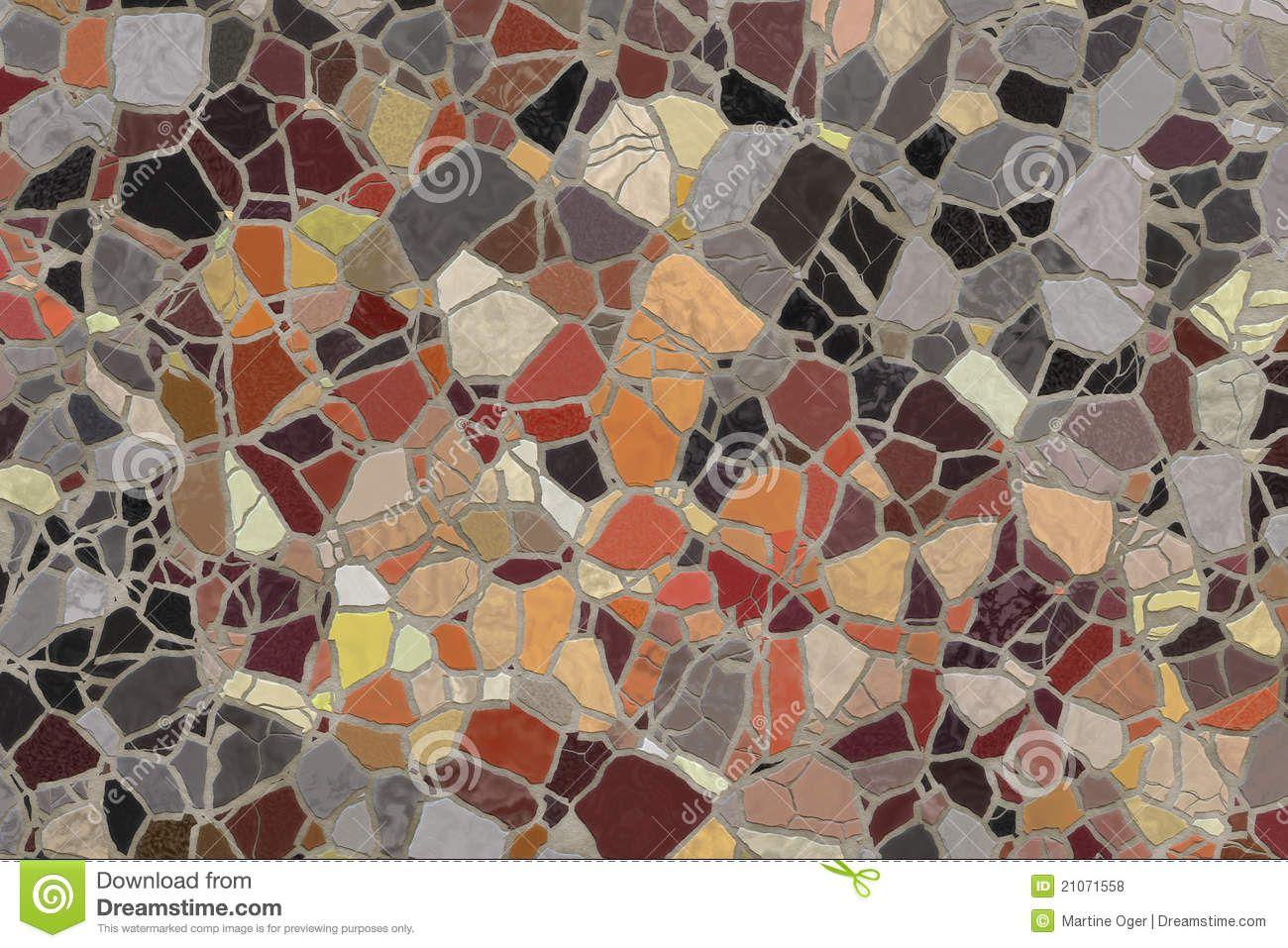 broken tile mosaic images broken