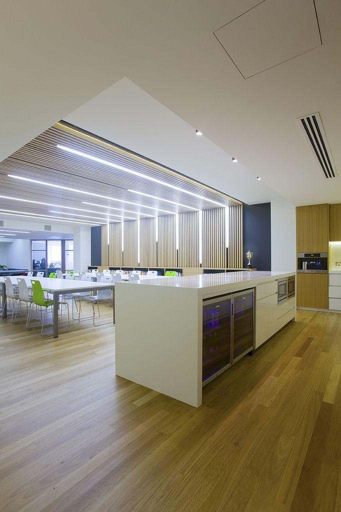 Cool Lighting Commercial Interior Design Design Office Design