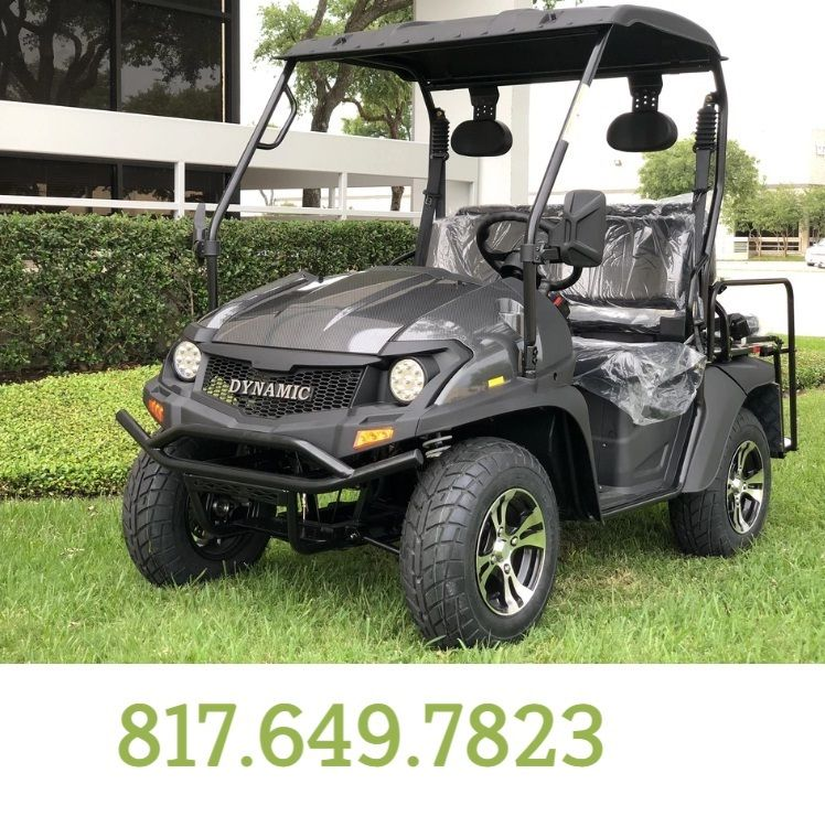 CARBON FIBER Fully Loaded Cazador OUTFITTER 200 Golf