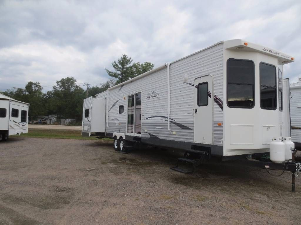Check Out This 2012 Jayco 40bhs Jay Flight Bungalow Listing In