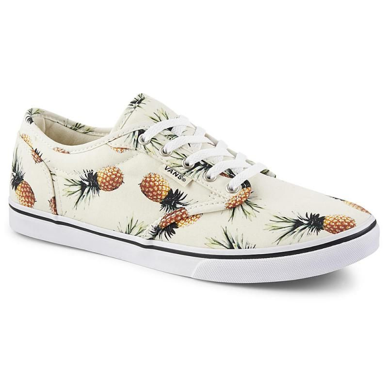 VANS ATWOOD LOW PINEAPPLE OFF WHITE