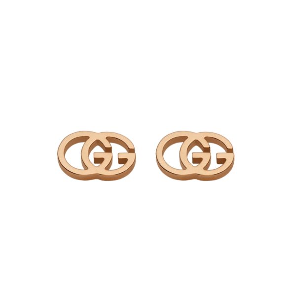 Gucci GG Tissue Stud Earrings  badefd1c7a
