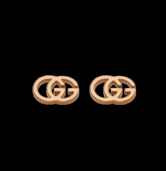 984dd0db71b Gucci GG Tissue Stud Earrings
