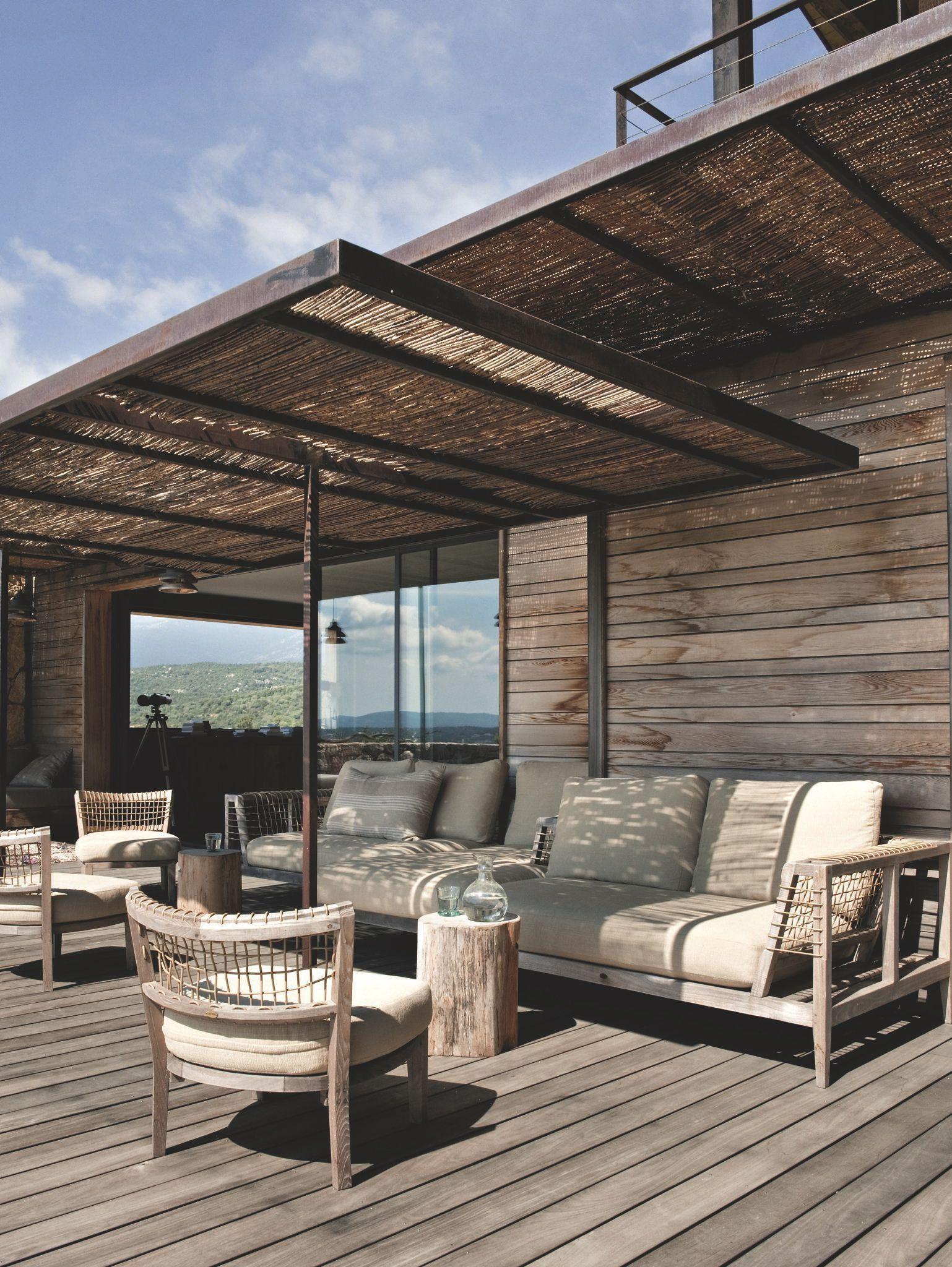Pergolas, canisses, brise-soleil pour la terrasse | Extra ...