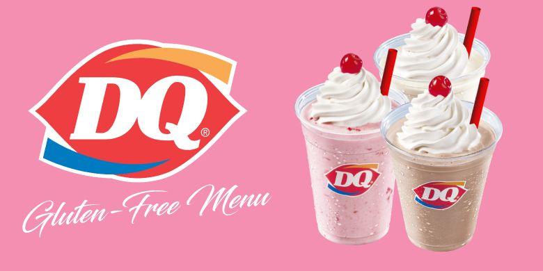 Dairy queen gluten free menu gluten free restaurant