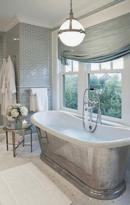 27 Cool Types of Bathtubs for Inspiration | For the Home | Pinterest ...