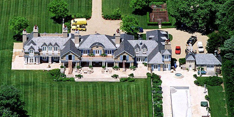 35 Celebrity Homes That Will Blow Your Mind Page 13 Celebrity Houses The Hamptons Mansions