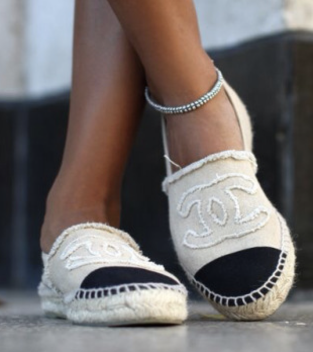 Chanel Espadrilles Shoes Bags Pinterest Chanel