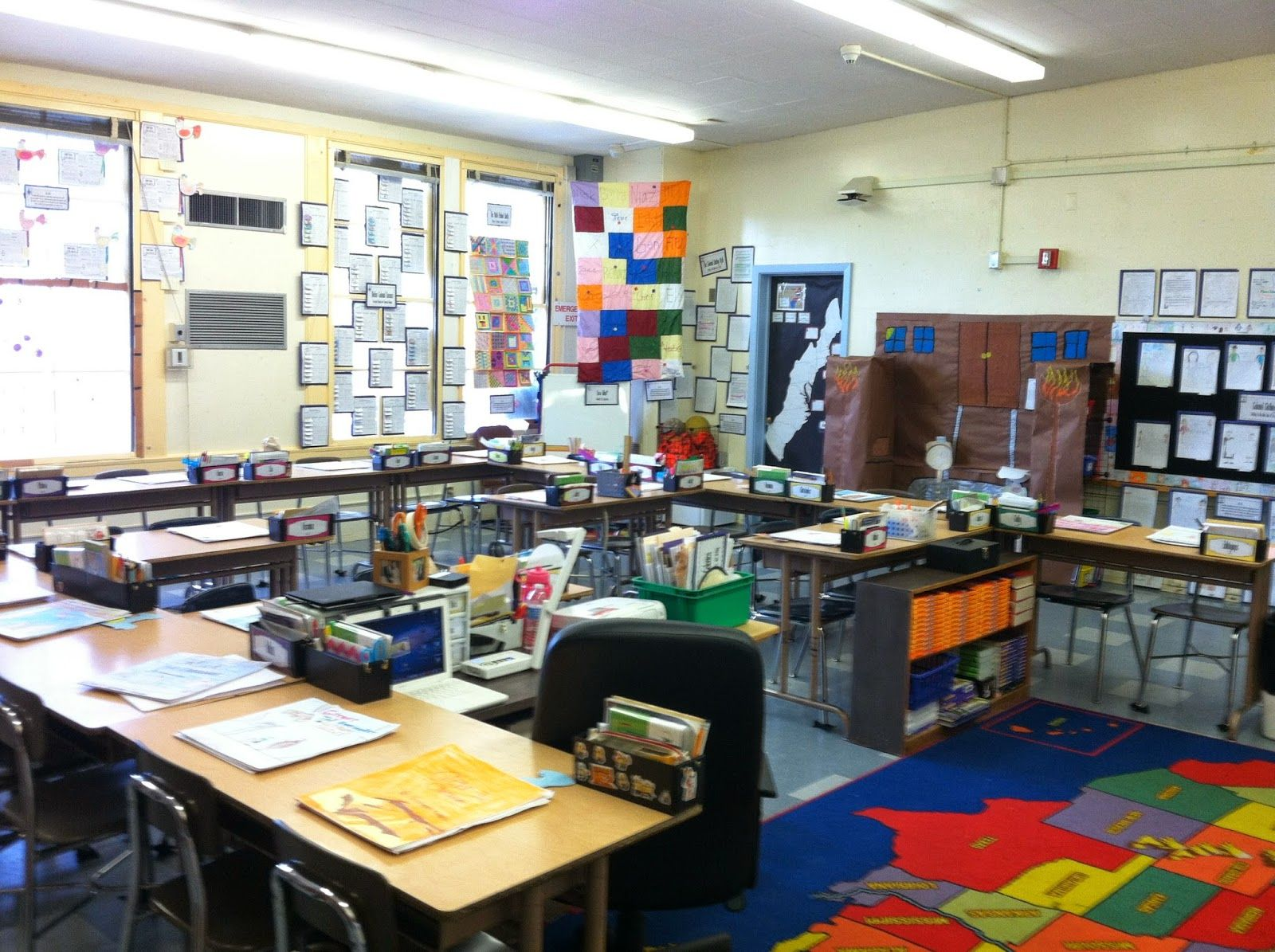 A Tour Of My Colony Classroom Tour With Images