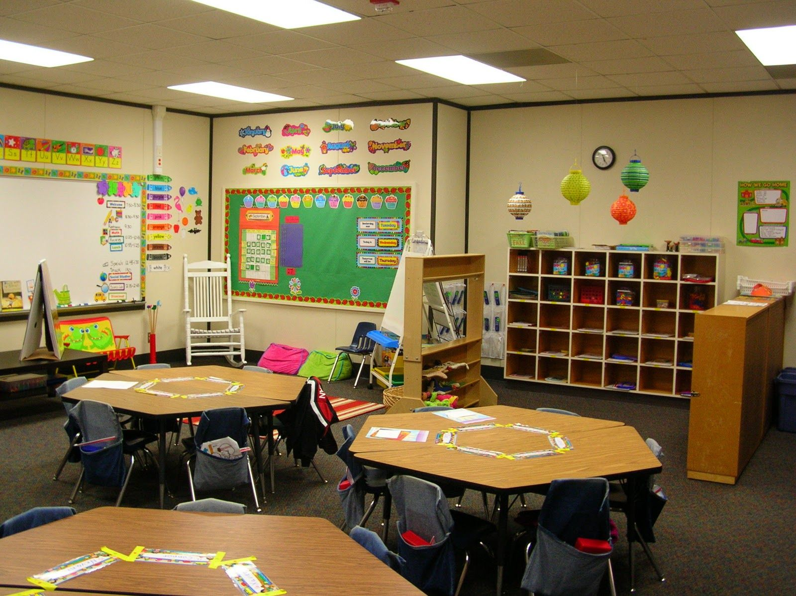 Classroom Design For Kinder : Centers for pre kindergarten classrooms the cutest