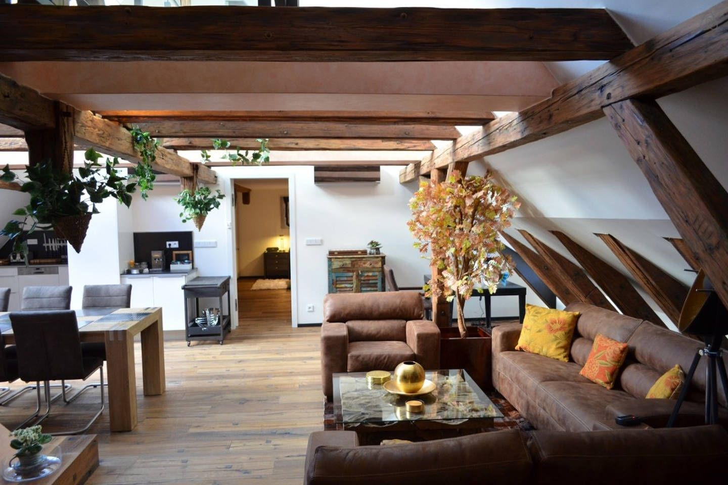 Living room - Luxury Collection - Apartment Attic Trziste ...