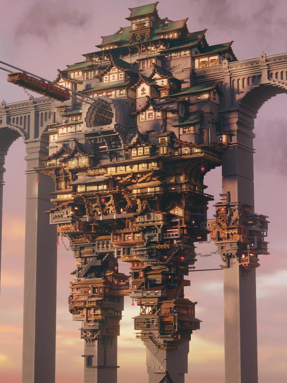 Impressive Minecraft Builds