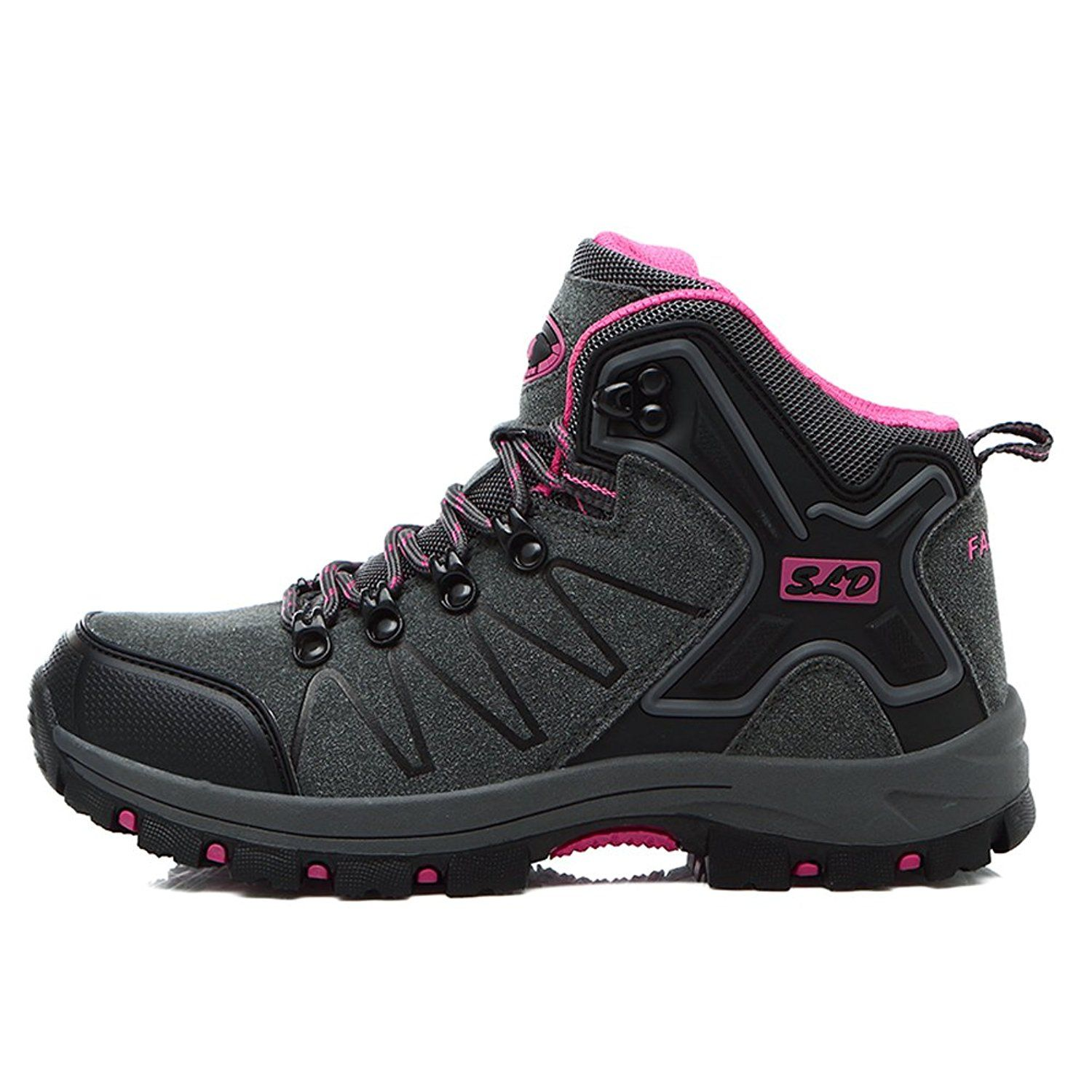 14f5bc4d551cc FEOZYZ Women's High Top Waterproof Hiking Boots * You can get more details  by clicking on the image. (This is an affiliate link) #HikingBoots
