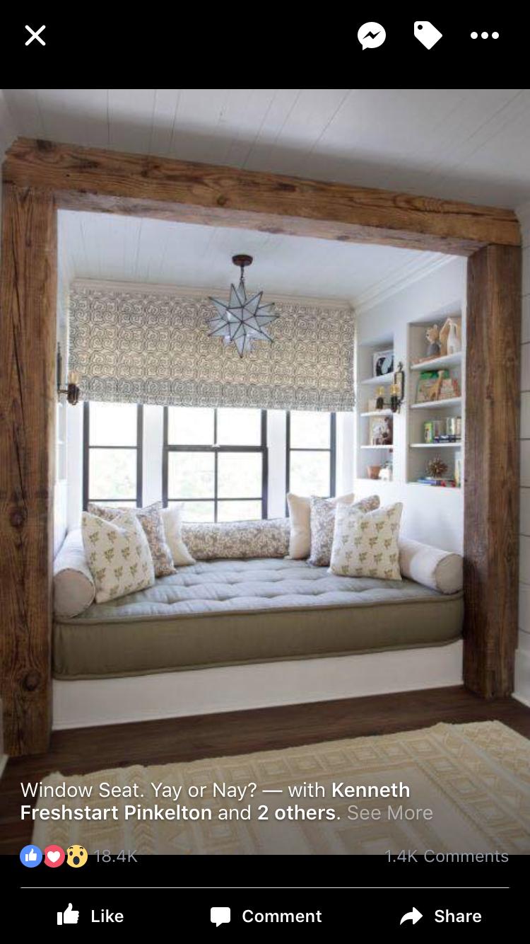 Master Bedroom · Window Seats ...