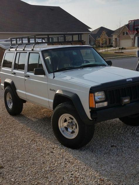 96 Jeep Cherokee Classic Xj Hutto Tx Classic Cars Jeep Jeep