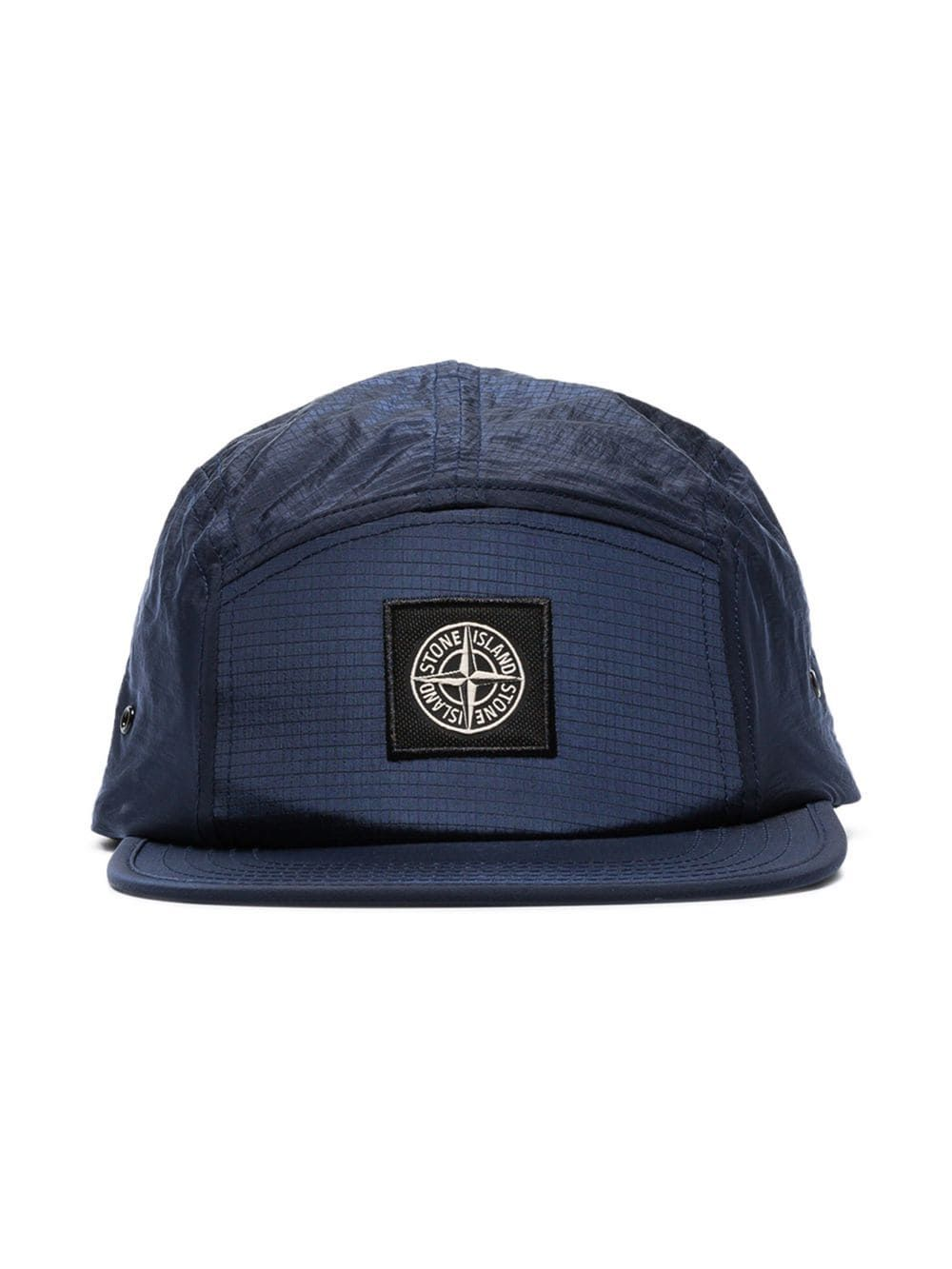 Logo In Stone Island Embroidered Patch HatProducts 2019 Blue 4jALqc35R