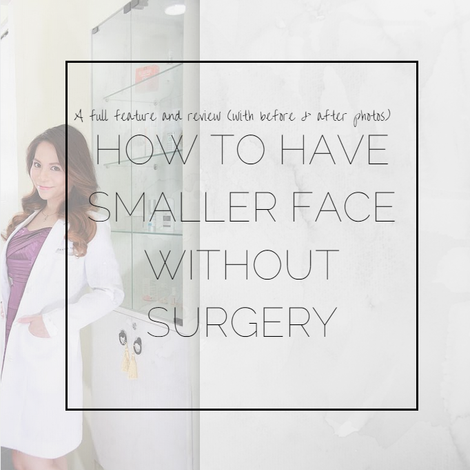 How To Have Smaller Face Without Surgery At Skin -3611