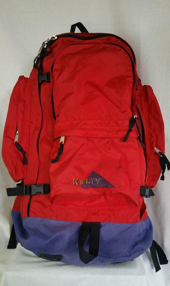 Vintage Kelty Redwing LG Large Lightweight Internal Frame Backpack ...
