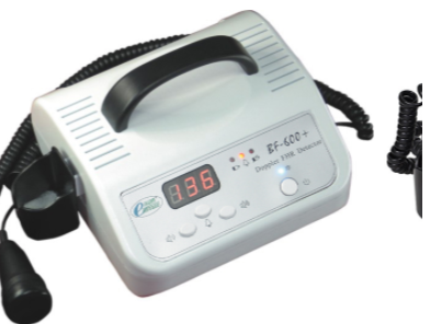 Fetal Doppler Bf 600 Portable Fetal Doppler Mainly Applies To