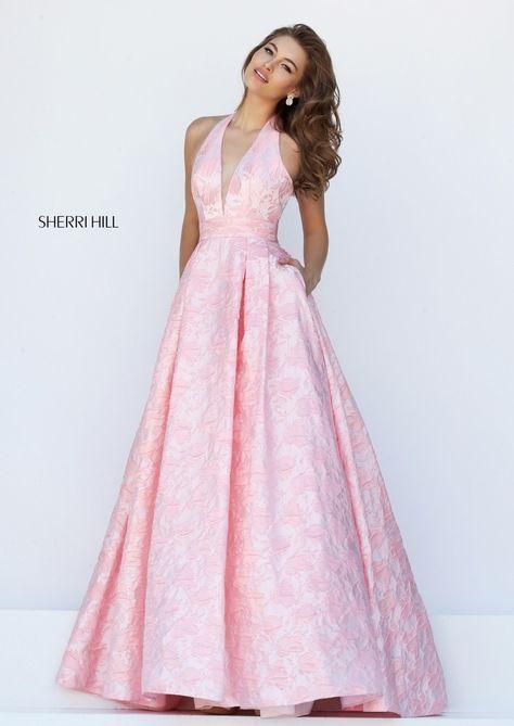 SHERRI HILL 50430 | el buen vestir y calzar | Pinterest | Vestidos ...